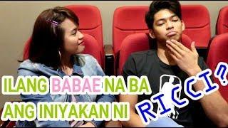 nakakawindang ang revelations ni Ricci Rivero | Idol Mo, KaCHAt ko