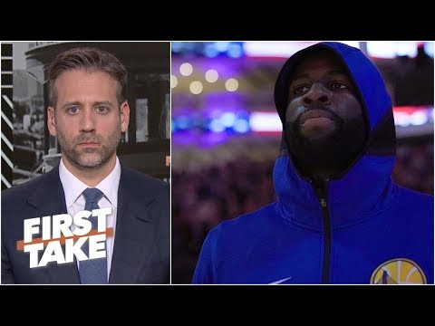 Draymond Green is costing himself millions and millions of dollars - Max Kellerman | First Take
