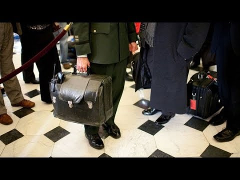 Fight Breaks Out Over US Nuclear Football