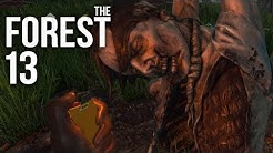 THE FOREST [HD+] #013 - Grässlich VERSTÜMMELTE Leichen ★ Let's Play The Forest