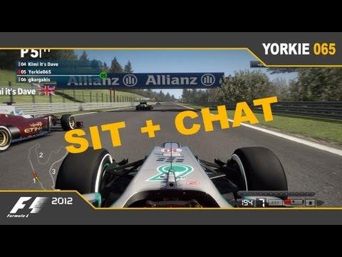 Sit and Chat Ep  5- Webber, Raikkonen at Ferrari, Alonso comments and Raikkonens replacement