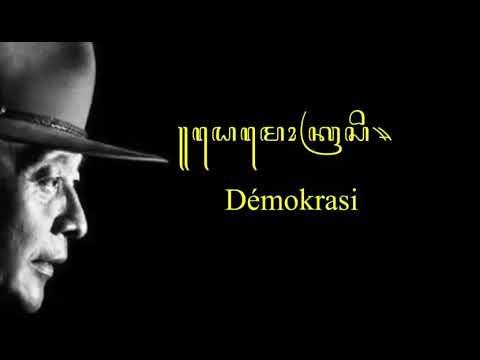 Demokrasi - Sujiwo Tejo