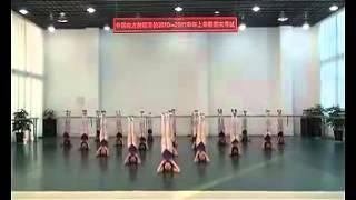 GYMNASTICS MIX BALLET - DANCE SCHOOL - CHINA 2011