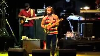 Reggae in my Head - Ziggy Marley | Live at Sacher Gardens in Jerusalem, IL (2011)