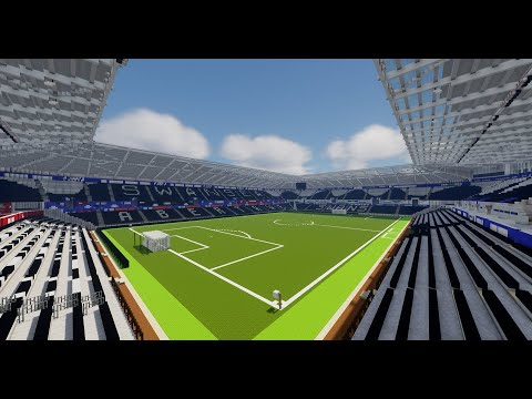 MINECRAFT: EFL CHAMPIONSHIP 2018/19 - Liberty Stadium (Swansea City)