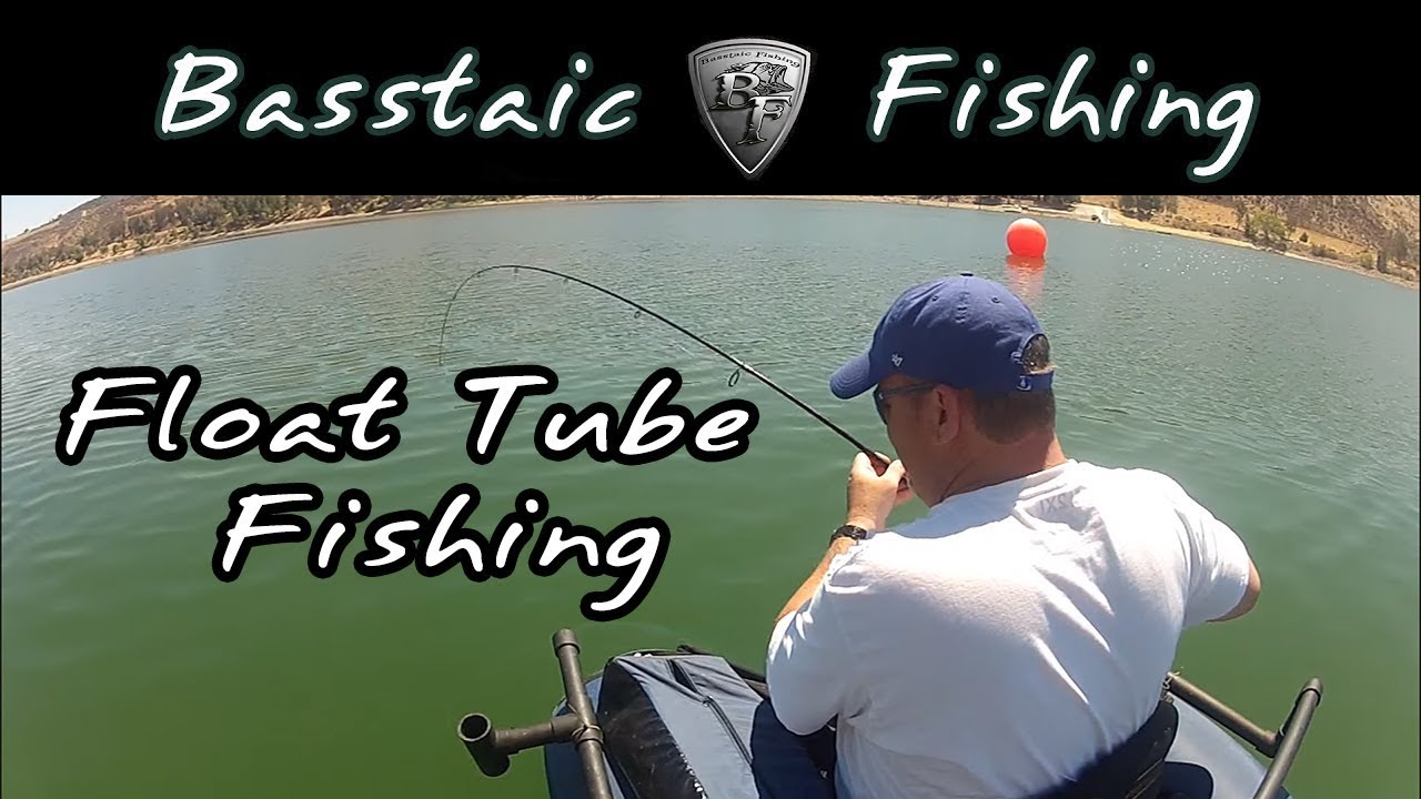 Float tube fishing at the castaic lagoon youtube for Castaic fishing report
