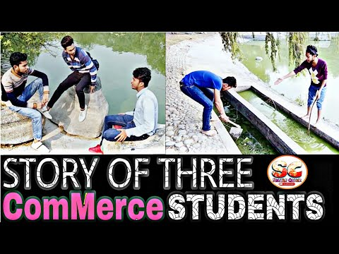 Story of Three Commerce Students | Shaitan Chowk | SC
