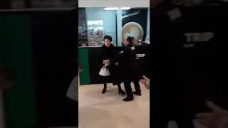 Аквамолл Ульяновск. Беспредел охраны. Видео
