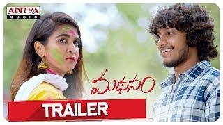 Srinivas Sayee in Madhanam Telugu Movie Trailer  2019