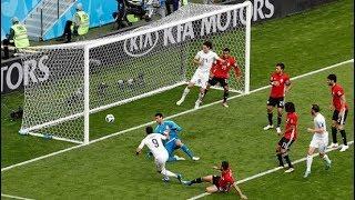 Kết Quả Ai Cập vs Uruguay : có được 3 điểm nhờ Trung vệ Jose Gimenez