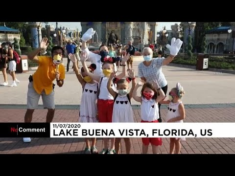 شاهد: -المملكة السحرية- تعيد فتح أبوابها أمام الزوار في فلوريدا الأميركية …  - نشر قبل 11 ساعة