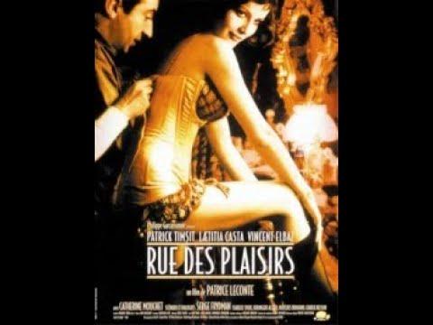 Rue des plaisirs poster