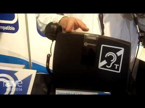 ISE 2016: Geemarc Telecom Showcases LoopHEAR 101 Portable Induction Loop