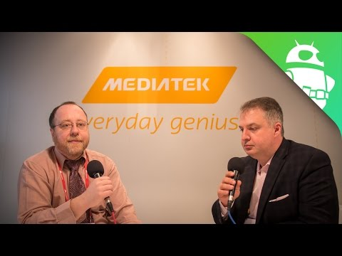 Helio X30 - Interview with Mediatek at MWC 2017