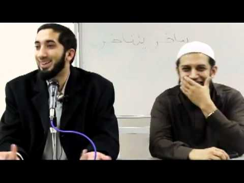 Nouman Ali Khan - Words of Advice for Arabic Students
