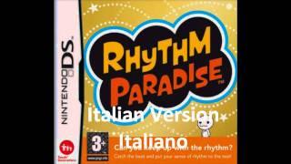 """Rhythm Heaven/Rhythm Paradise/リズム天国ゴールド """"That"""