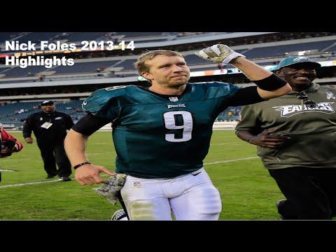 2013-14 Pro Bowl QB - Nick Foles (Highlights) NFL
