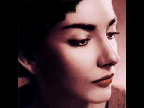 Casta Diva - Un aria in Norma- Maria Callas La Divina