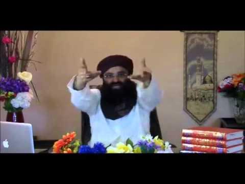 Sunni Proof~Taweez~Sahin Hadees Number 3395 on in Sunan Abi Dawood~Allama Mukhtar sb~By Sawi