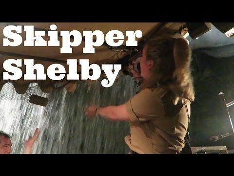BEST JUNGLE CRUISE SKIPPER EVER- Skipper Shelby- Disney World Jungle Cruise