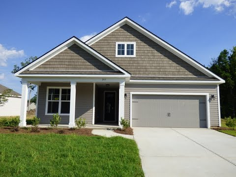 New Ranch Homes For Sale by DR Horton at The Grove in Cypress Ridge Bluffton SC