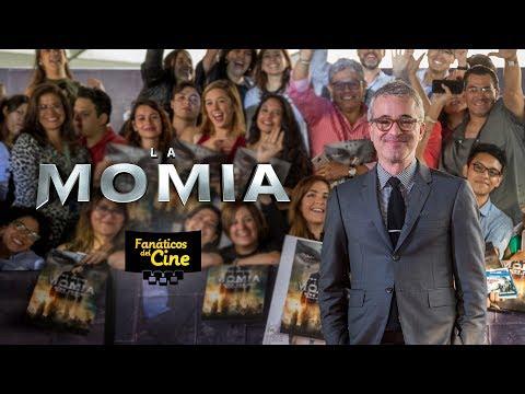 Alex Kurtzman considera a Perú para la secuela de La Momia