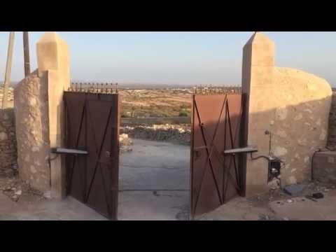 Автоматика для распашных ворот 3524
