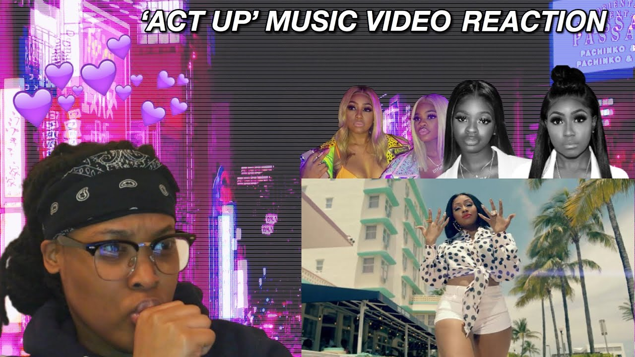 act up music video