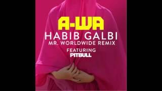 A Wa Habib Galbi Feat Pitbull Mr Worldwide Remix