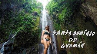 Cascadas de Santo Domingo
