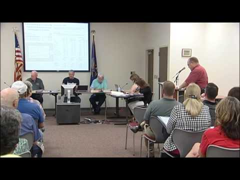 08/11/2016 City Commission Meeting