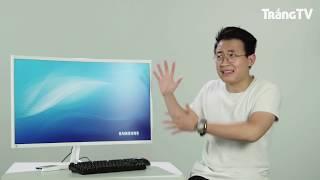 Lần đầu Hiệp Đỗ thấy chiếc màn hình siêu cong siêu rộng siêu rẻ !