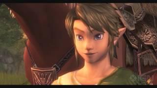 The Legend of Zelda: Twilight Princess HD - Opening Cutscene