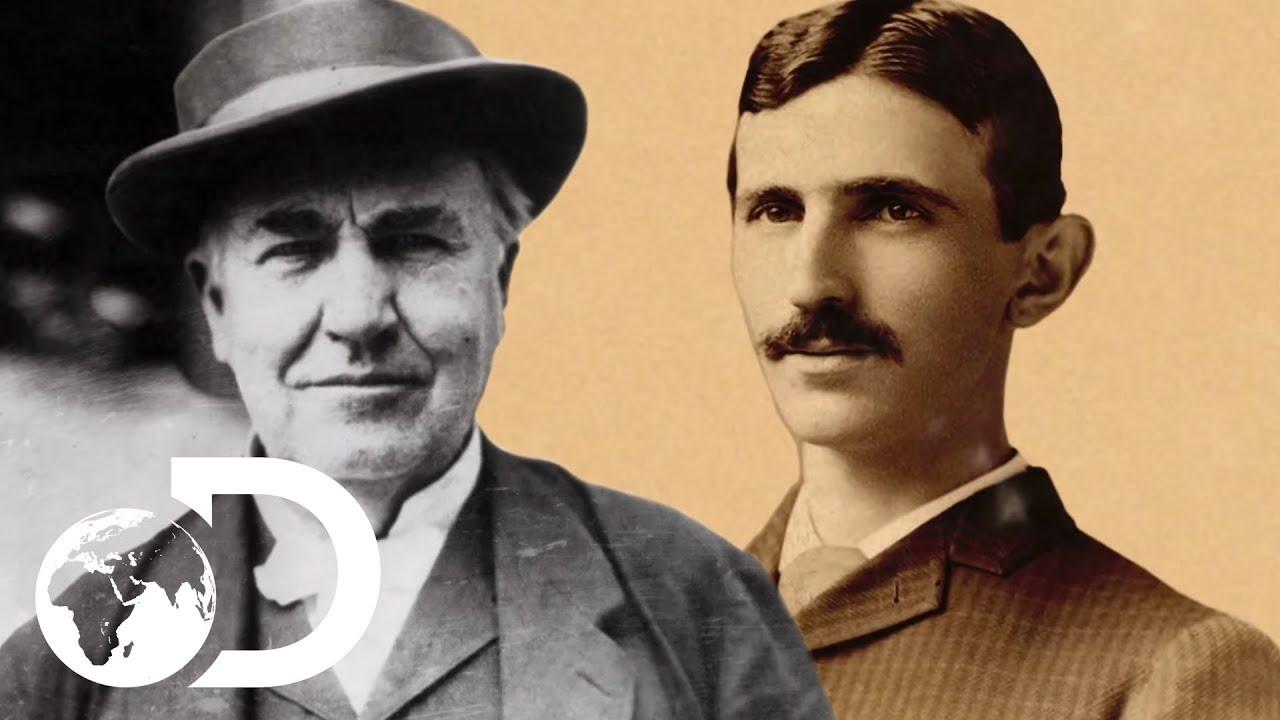 Thomas Edison Did Everything He Could To Stop Nikola Tesla Succeeding Tesla S Death Ray Youtube