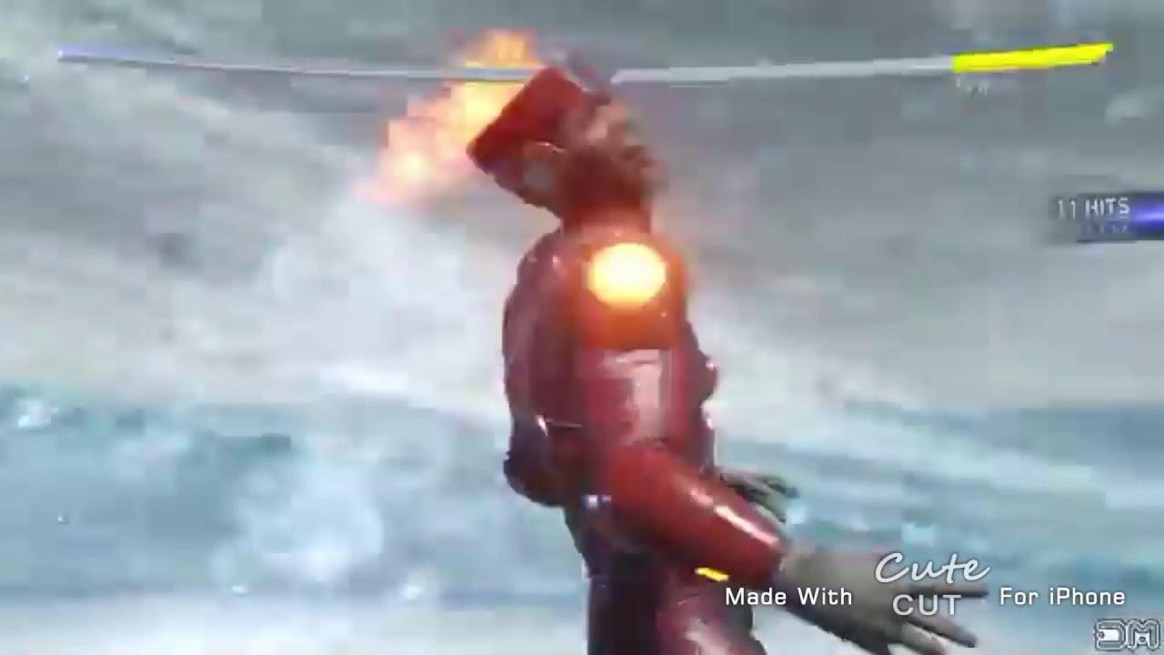 Captain Cold Supermove Meme Edition Youtube