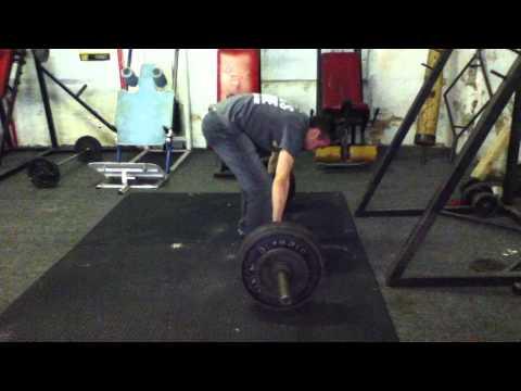 160kg Deadlift (Daryl Reeves)
