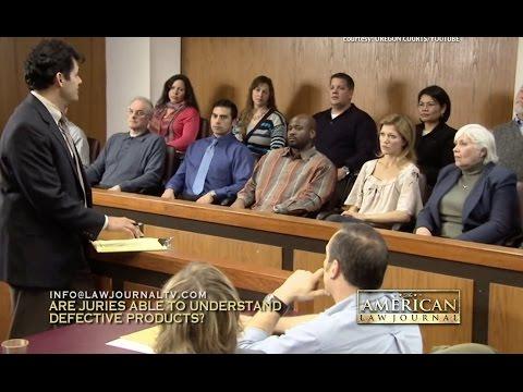 """Tincher,""  Dangerous Products & Juries ('Lawyer's Cut')"