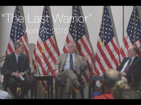 """The Last Warrior: Andrew Marshall and the Shaping of Modern American Defense Strategy"
