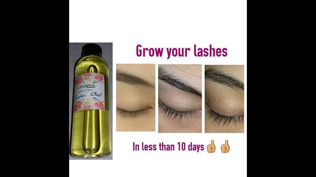 Eyelash Eyebrow Grower Enhancer 2016 Philippines Youtube