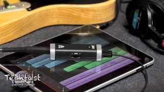 Apogee JAM - Studio quality guitar input for iPad (iPad 2), iPhone,...