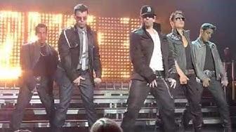 New Kids On The Block - CasiNO Tour 2010 - full concert (fan edit)