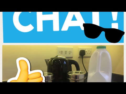 Cup Of Tea + Chat