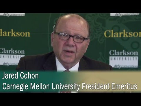 jared-cohon-is-new-horizons-in-engineering-distinguished-speaker-at-clarkson-university