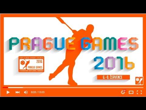 PRAGUE GAMES 2016 – živé vysílání III.   B15 - Snipers Bratislava - Zurich United Red