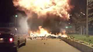 Катастрофа Такси 24 Аэропорт Уфа   YouTube(, 2013-07-11T09:11:36.000Z)