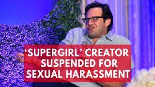 'Supergirl' creator, Andrew Kreisberg, suspended for sexual harassment