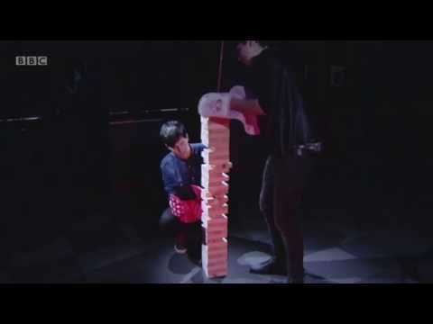 Radio Show 2014.08.10 - Segment 12: Dan vs Phil (Extreme Tension Tower)