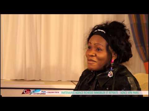 Interview choc de la Sr Julia Emboko Zola