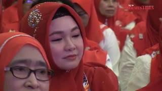 Wanita Umno will get the votes for Umno, BN, pledges Shahrizat