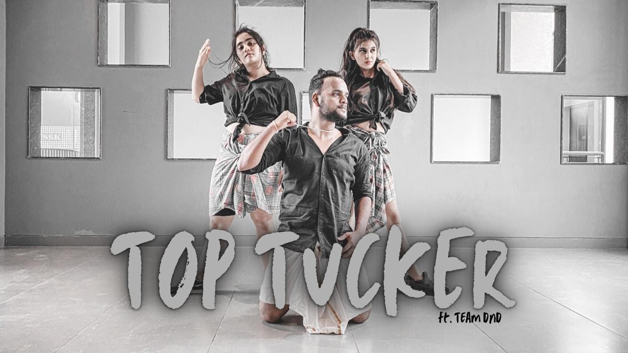 Top Tucker | Ft.Badshah, Uchana Amit, Rashmika Mandanna | Dance&Drill | Choreography Jayesh Barve